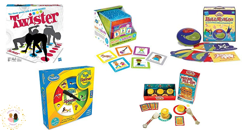 Top 10 Gross Motor Games for Kids